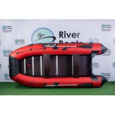 лодка River Boats 370 киль