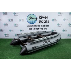 лодка River Boats 370 НДНД+фальшборт